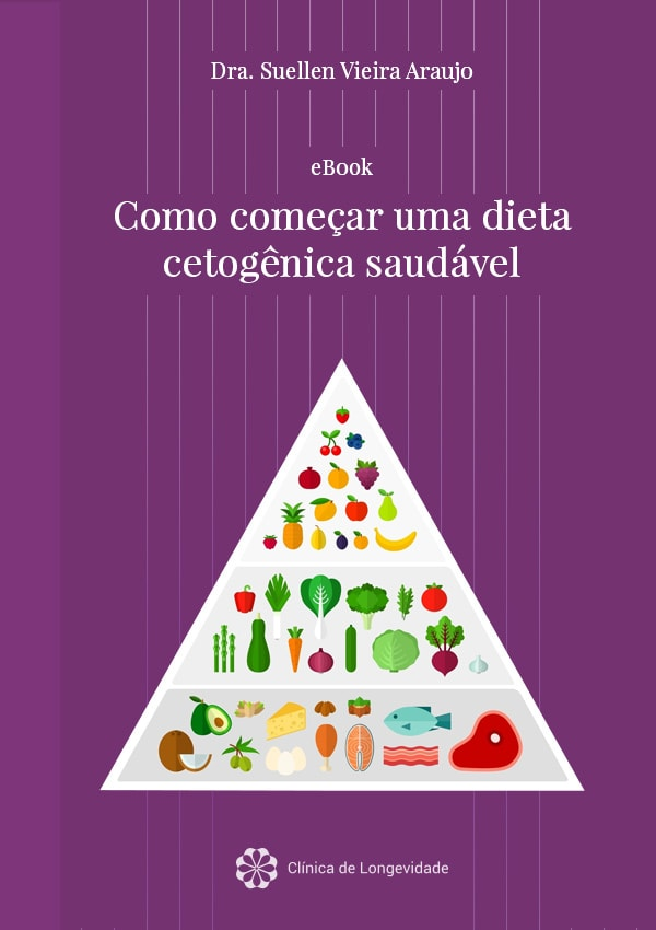 eBook Dieta Cetogênica saudável