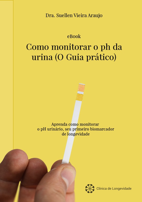 eBook Monitorar pH da Urina