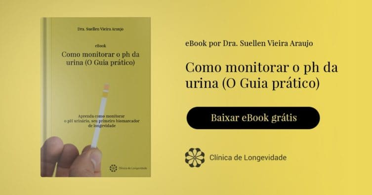 Baixe eBook como monitorar o pH da urina - Dieta Alcalina