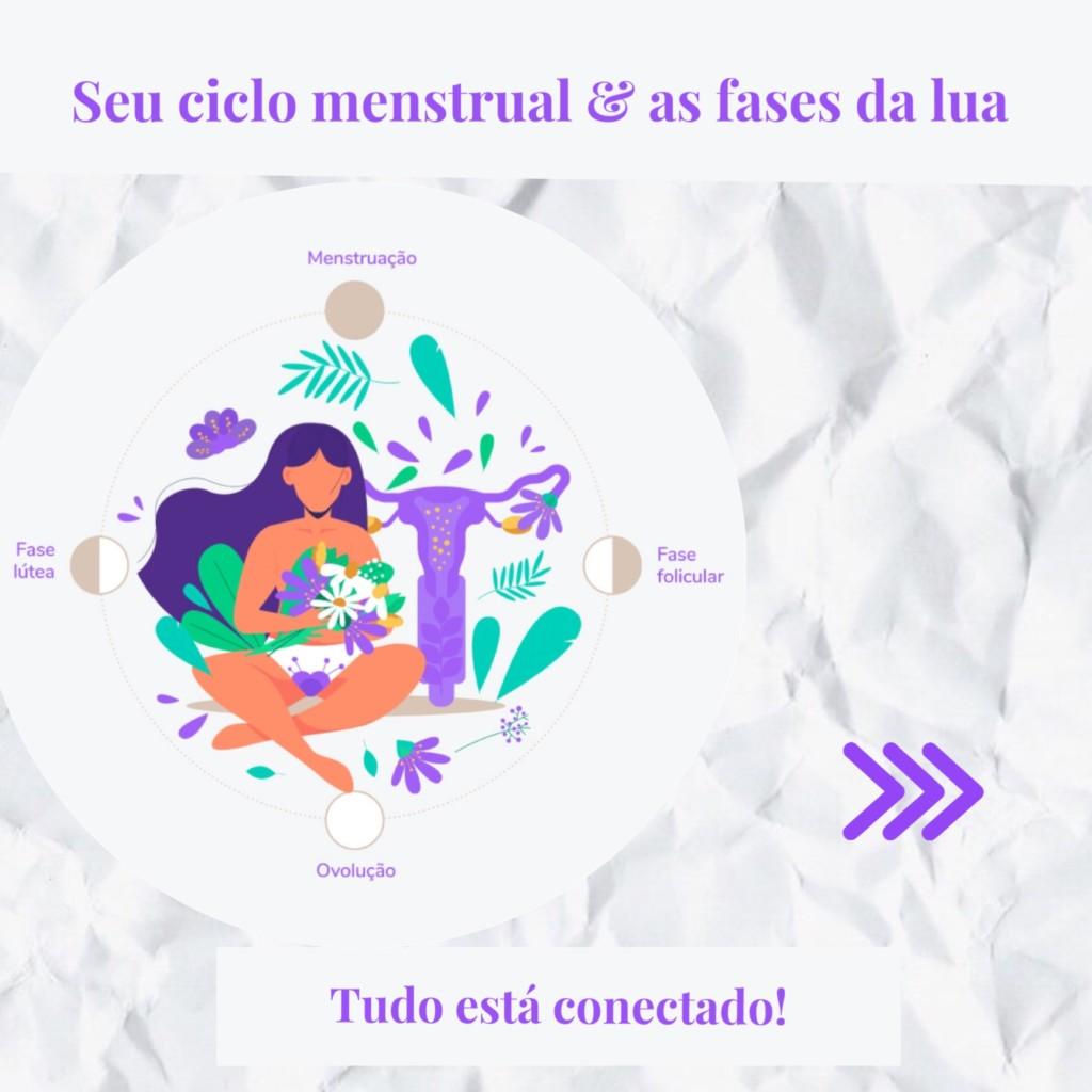 Lunacepção: tecnica para melhorar cólica menstrual