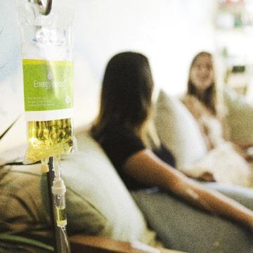 Terapias Nutricionais Injetáveis